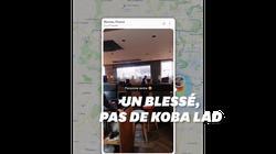 La présence de Koba LaD à Rennes crée un mouvement de