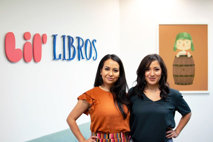 Lil' Libros co-founders Patty Rodriguez and Ariana Stein are telling the stories of great Latinx figures for children o