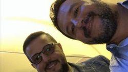 Selfie con il figlio del boss, Salvini: