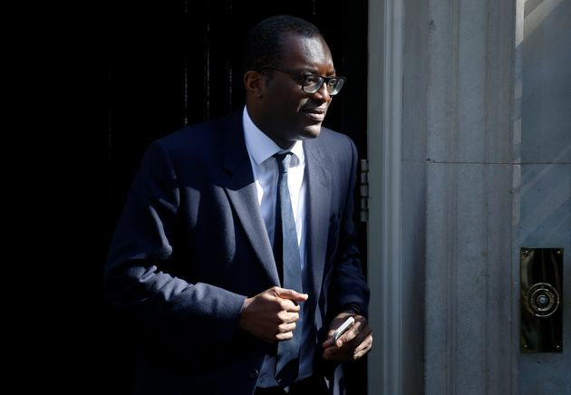 Newly appointed Britain's Minister of State at the Department for Business, Energy and Industrial Strategy,...