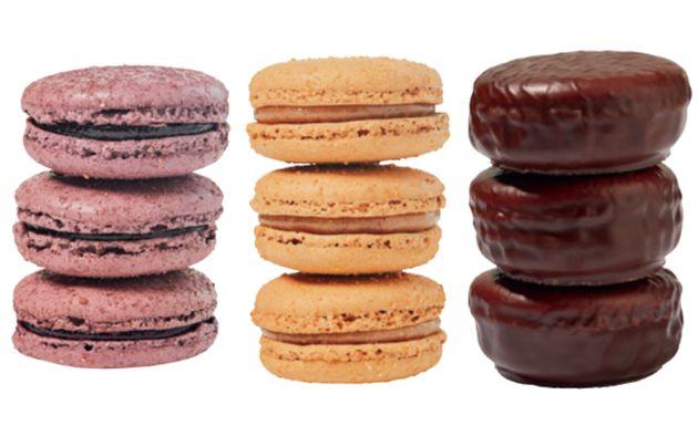Les desserts du Québécois Patrice Demers chez