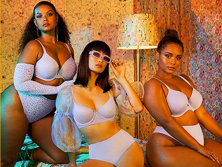 Rihanna's Savage x Fenty lingerie on Amazon, where have you been?
