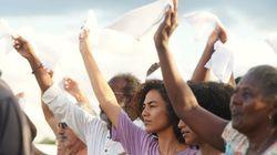 A extensa fila de espectadores de 'Bacurau' no Recife que emocionou o diretor Kleber Mendonça