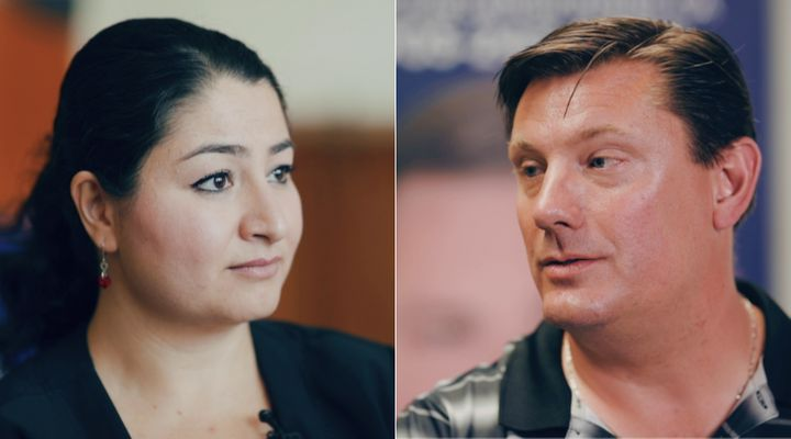Liberal Maryam Monsef and Conservative Mike Skinner are squaring off in Peterborough-Kawartha.