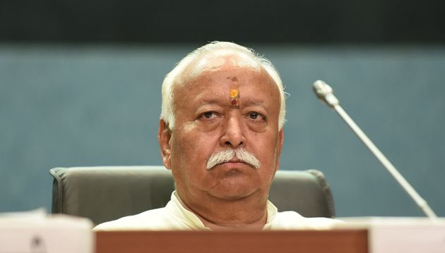 RSS Chief Mohan