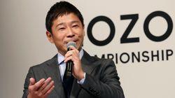 前澤友作さんがZOZO社長退任、どんな人?月旅行を計画する元バンドマン