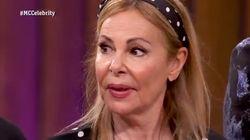 Todos riendo y ella con esta cara: el pique de Ana Obregón en