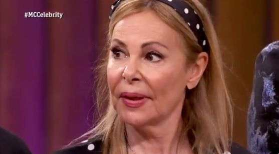 Ana Obregón, en 'MasterChef