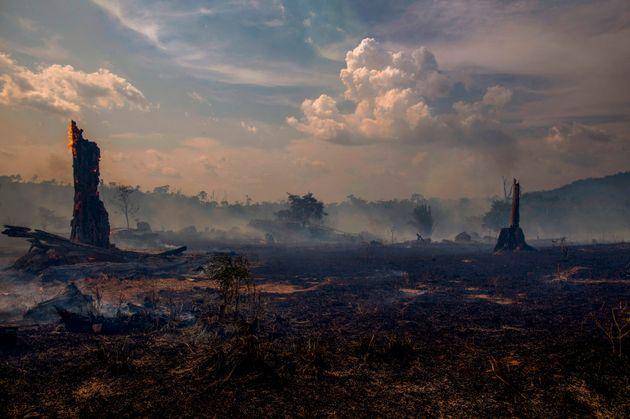«Δεν υπάρχει καμιά καταστροφή λόγω της κλιματικής αλλαγής», λέει ο ΥΠΕΞ της