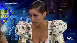 Inma Cuesta reprende a Pablo Motos por este 'desplante':