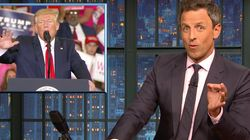 Seth Meyers: Trump Just Did The 'Dumbest Thing I've Ever Seen In Any