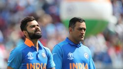 Virat Kohli Shares Throwback Picture With MS Dhoni From 'Special'