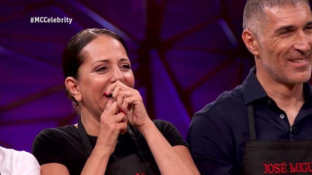 Yolanda Ramos, en 'MasterChef Celebrity