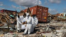 2.500 Personen Berichtet, Fehlen In Der Bahamas Nach Dem Hurrikan Dorian