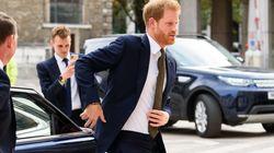 El evidente detalle en esta foto del príncipe Harry provoca un gran revuelo en Reino