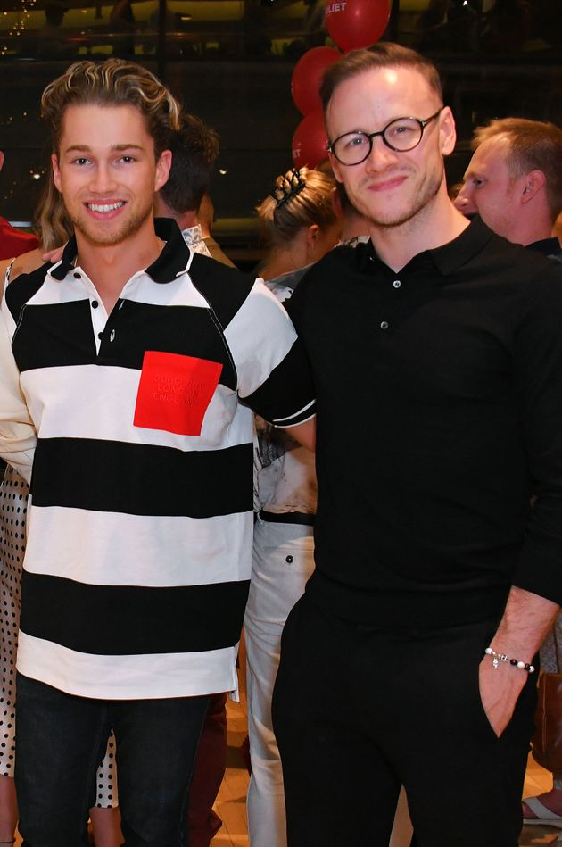 Kevin Clifton Says AJ Pritchard Tried To 'Steal' Stacey Dooley As His Dance Partner Ahead Of Last Year's Strictly