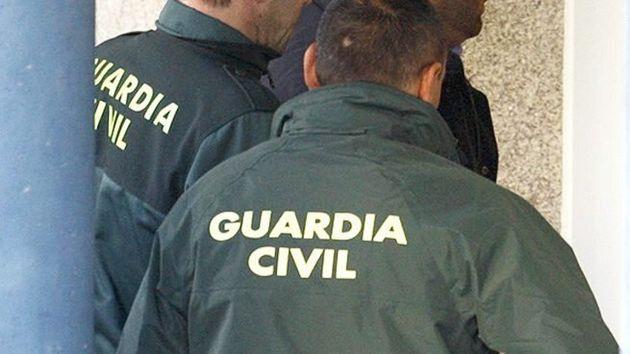 Imagen de archivo de agentes de la Guardia