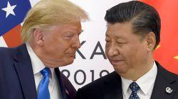 Pour les 70 ans du régime, Pékin et Washington annoncent une pause dans leur guerre