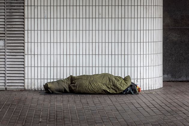 Number Of Homeless Households In England Rises By 10%