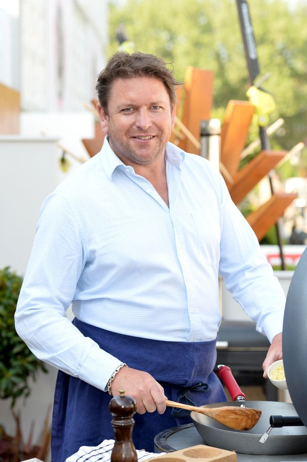 TV Chef James Martin Sees Red Over 'PC B*****ks' Fireman Sam Inclusivity Row