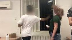 Violenta novatada a una joven en un colegio mayor de