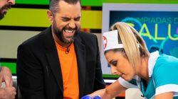 Una imagen de 'Zapeando' enfada a las enfermeras: