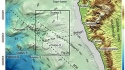 A largo della Calabria sono stati scoperti 3 vulcani sottomarini: