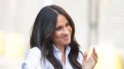 Meghan Markle Just Made Her 1st Official Public Appearance Since Mat