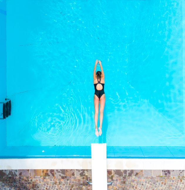 Une nageuse sanctionnée car son maillot ne couvrait pas assez ses