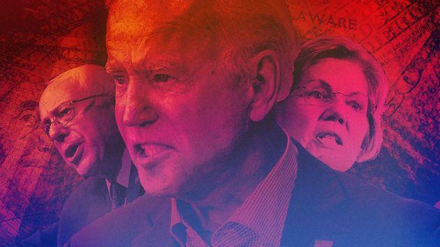 Le choc Elizabeth Warren et Joe Biden attendu lors du débat