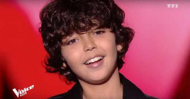 Ali, un jeune casablancais de 12 ans envoûte le jury de The Voice