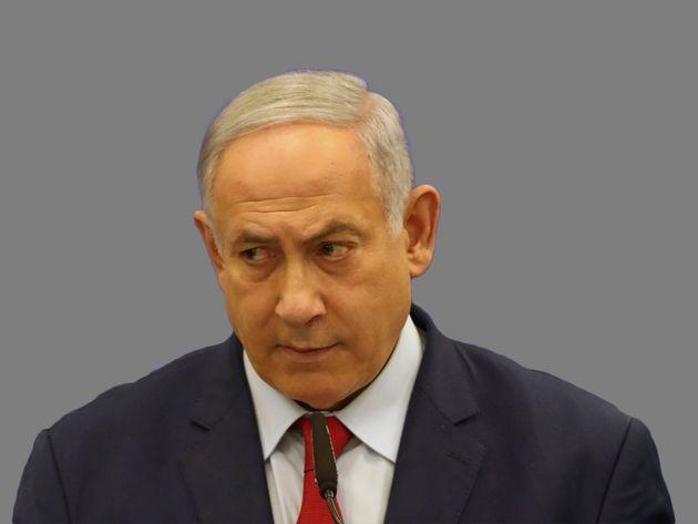 Benjamin Netanyahu a déclaré que le message posté sur Facebook n'avait rien...