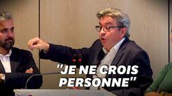 Jean-Luc Mélenchon compare Richard Ferrand à