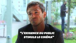 Gaspard Ulliel nous explique ce que les séries ont apporté au cinéma à ses