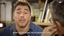 Jordi Roca habla de su enfermedad con Buenafuente: