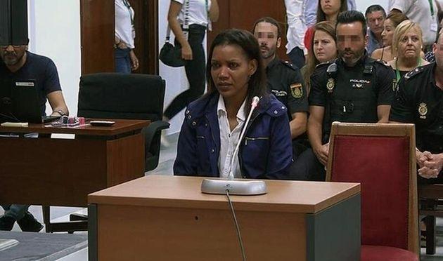 Ana Julia Quezada, autora confesa de la muerte del niño Gabriel Cruz, durante su