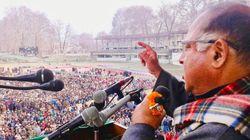 'Govt Prepped For Mass Killings': 'Hunted' Kashmiri Leader After Secret Visit To