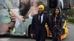 Jagmeet Singh: le défi de se faire