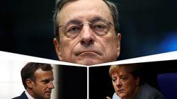 Francia e Germania contro Draghi (di C.