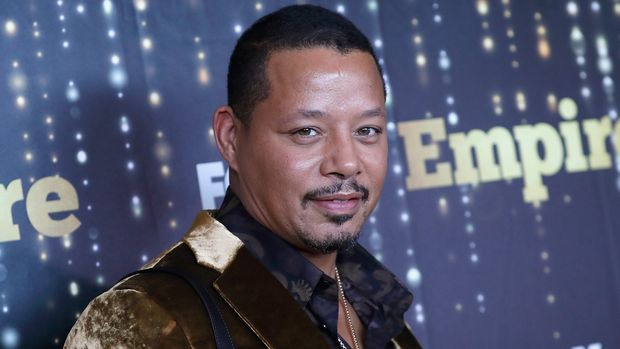 "NEW YORK, NY - SEPTEMBER 24:  Terrence Howard attends ""Empire"" season 5 premiere at Lafayette on September 24, 2018 in New York City.  (Photo by John Lamparski/Getty Images)"