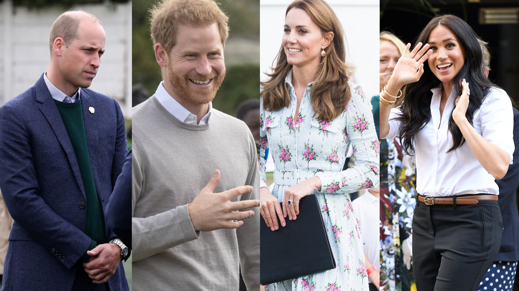 As Meghan Launches Her SmartWorks Collection, We Look At The Causes The Royals Love To Champion