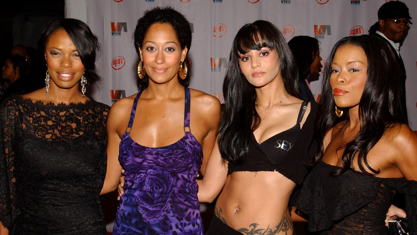 Westlake Legal Group 5d7a8da63b0000039fd1a8e2 Tracee Ellis Ross Shares Exciting News About A 'Girlfriends' Cast Reunion