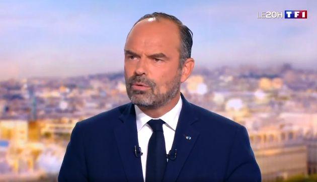Édouard Philippe sur TF1 le 12 septembre