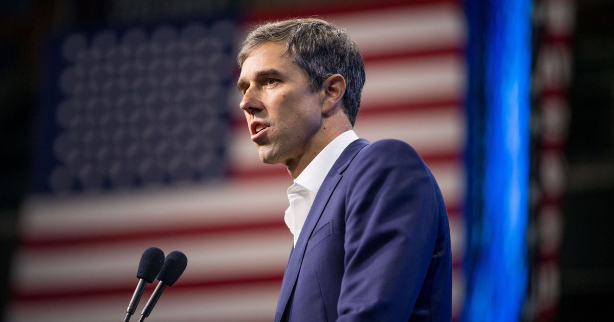 Beto O'Rourke Talks Tough On Guns Now. But Critics Say He Helped Elect An NRA Champion.