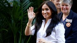 Meghan Markle Makes Her First Public Appearance After Mat