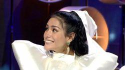 """″¿Qué necesidad hay?"""": cachondeo por cómo va vestida Miriam Saavedra en el plató de 'GH"""