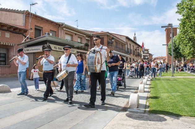 XXI Maratón de los Cuentos Viajeros en Marchamalo