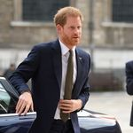 Congratulations To Prince Harry, Who, Um, Closed His Own Car