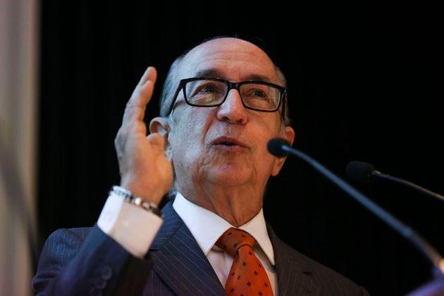Ex-secretário especial da Receita Federal, Marcos Cintra foi afastado