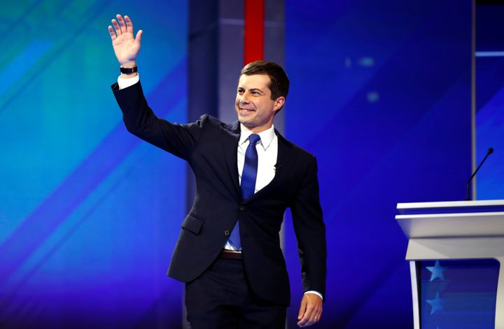 2020 Democratic hopeful Pete Buttigieg has been thinking a lot about Sept. 12, 2001.